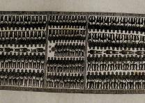 """Decks of a Slave Ship"" from The History of Slavery and the Slave Trade, Ancient"