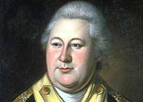 Henry Knox, by Charles Willson Peale, from life, 1784 (Independence National His