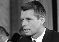 Robert Kennedy, 1963 (Library of Congress)
