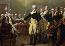 General George Washington Resigning his Commission, John Trumbull, U.S. Capitol