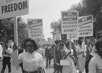 the civil rights movement in the USA influence the Aboriginal rights ...