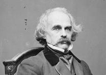 Nathaniel Hawthorne, ca. 1860–1865. (Library of Congress Prints and Photographs)