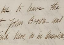 Frederick Douglass to Maria Webb, Nov. 30, 1859. (GLC08360)