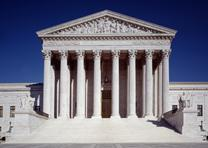 US Supreme Court Building, Washington, DC (Carol M. Highsmith Archive, LOC)