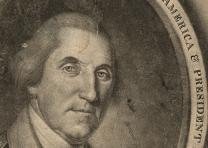 """His Excel: G: Washington,"" by C. W. Peale, 1787.(LC-DIG-ppmsca-17515)"