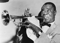 Louis Armstrong, 1953 (Library of Congress Prints and Photographs Division)