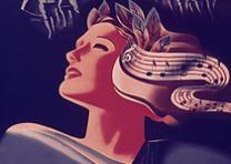 Music Inspires, 1941 - 1945