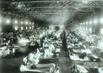 Influenza Patients, U.S. Army photographer/Army.mil