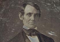 Abraham Lincoln, ca. 1846