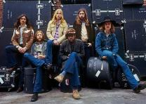 The Allman Brothers Band, ca. 1960-1970 (From forbes.com)