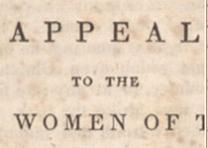 Angelina Grimke, Appeal to the Christian Women of the South, 1836. (GLC08642)