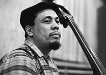 Charles Mingus, New York, 1959, by Don Hunstein. (Morrison Hotel Gallery)
