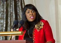 Terri Sewell, US Representative from Alabama (Courtesy sewell.house.gov)