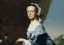 Mercy Otis Warren (ca. 1763), by John Singleton Copley (Museum of Fine Arts, Bos
