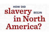 Many Thousands Gone  The First Two Centuries of Slavery in North       Essay Writing Instruction The Intro Paragraph
