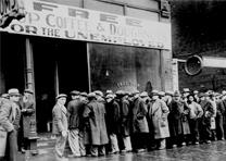 an introduction to the history of great depression in the american history The great depression was an economic slump in north america, europe,  and  by early 1932 it had reached 6 million workers, or 25 percent of the work force   dam and the introduction by the tennessee valley authority of flood control,.