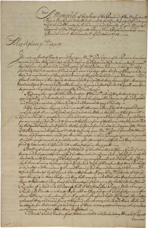 new england consisted their government around religion essay The jury and consensus government in mid-eighteenth-century america  in communities that welcomed their religious  benton, warning out in new england.