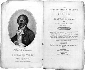 Essays on olaudah equiano