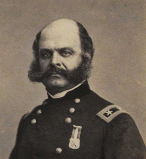 Ambrose Everett Burnside (Gilder Lehrman Collection)