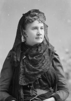 Belva Lockwood, ca. 1890s (Library of Congress)