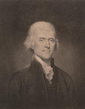Thomas Jefferson (Gilder Lehrman Collection)