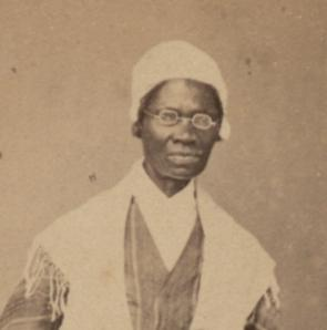 Sojourner Truth, 1864 (Gilder Lehrman Collection)