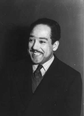 Langston Hughes, 1942 (Library of Congress, Prints and Photographs Division)
