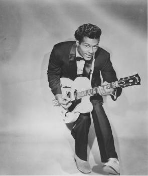 Chuck Berry (Collection of the Rock and Roll Hall of Fame)