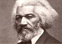 Frederick Douglass, ca. 1880s. (GLC07926.02)