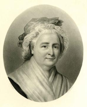 Martha Washington (Gilder Lehrman Collection)