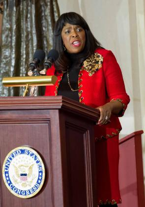 Terri Sewell, US Representative from Alabama (Courtesy sewell.house.gov)