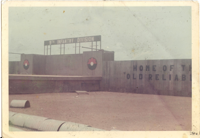 The Old Reliable Academy, 9th Infantry Division, South Vietnam, 1967.