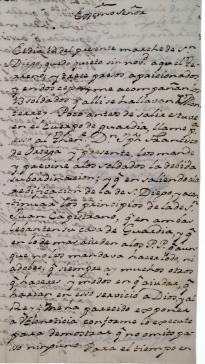 Fernando de Rivera y Moncada to Antonio de Bucareli y Ursua, October 20, 1776.