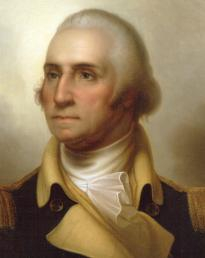 George Washington, by Rembrandt Peale, ca. 1852 (Gilder Lehrman Collection)