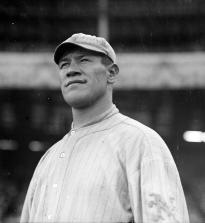 Jim Thorpe in New York, ca. 1913 (Library of Congress P&P)