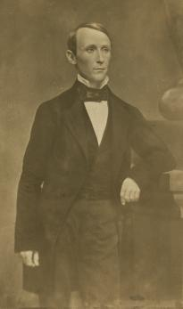 William Walker, ca. 1855–1860, by Mathew Brady (LC-USZC4-10802)