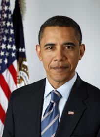 Barack Obama, January 13, 2009, one week before his inauguration as President of