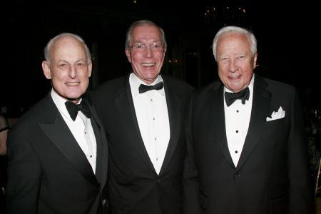 Lewis E. Lehrman, John L. Nau III, David McCullough