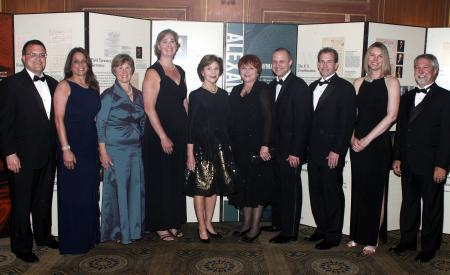 Mrs. Laura Bush with Gilder Lehrman's National History Teachers of the Year