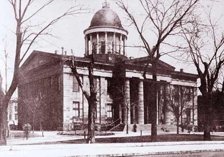 Illinois State House (c. 1898) (Library of Congress Prints and Photographs Divis