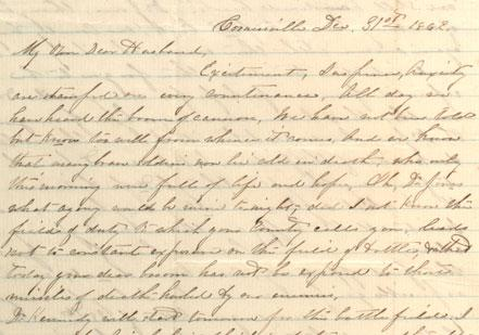 the first page of a letter from maxine jones in cornersville tennessee to her