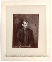 [Albumen of Edward Spangler]