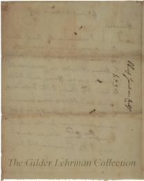 [Legal Document on confiscation of slaves]