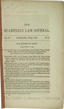 The Quarterly Law Journal, vol IV, No 3, [163] - 202.