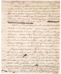 to Henry Knox