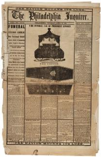 Philadelphia inquirer. [April 20, 1865]