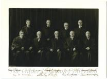 [Portrait of Supreme Court Justices]