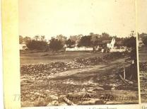 Gen. Meade's Head-Quarters during the Battle of Gettysburg