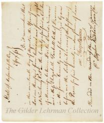 [Marriage Certificate of Dr. David Norwood and Elizabeth Tarbell]