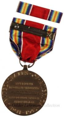 [Campaign and service medal World War II]